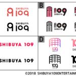 渋谷109のロゴが新ロゴがかわいいと話題に!?限定グッズも発売!?